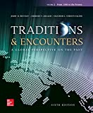 img - for Traditions & Encounters Volume 2 from 1500 to the Present book / textbook / text book
