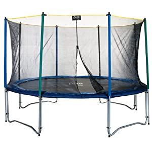 Pure Fun 9012TS 12' Trampoline & Enclosure Set