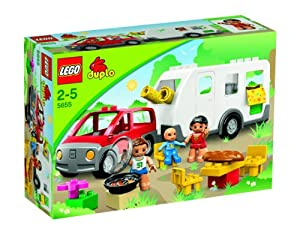 LEGO DUPLO® LEGOVille Caravan 5655