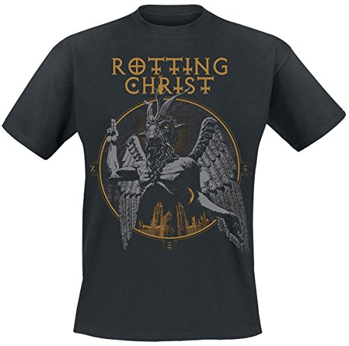 Rotting Christ Santanica T-Shirt nero L
