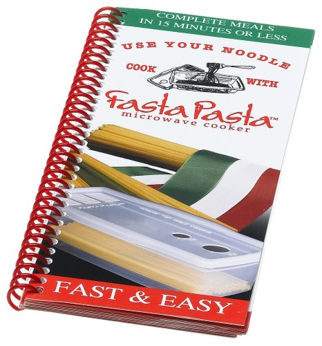 Fasta Pasta Cookbook (Spiral Bound) (Adult Pasta compare prices)