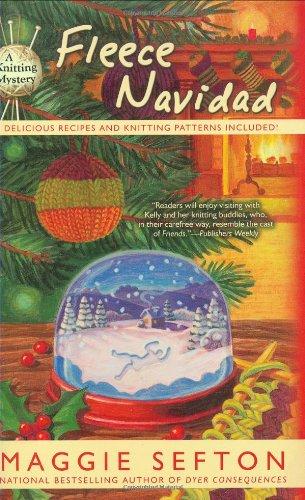 Image of Fleece Navidad (Knitting Mysteries, No. 6)