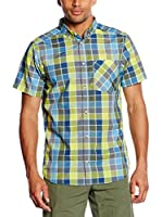 adidas Camisa Hombre Ht Ss Shirt 3 (Multicolor)
