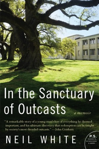 In The Sanctuary Of Outcasts: A Memoir (P.S.) front-446442