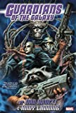 img - for Guardians of the Galaxy by Abnett & Lanning Omnibus book / textbook / text book