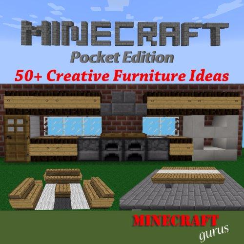 "2 ""minecraft 50 Creative Furniture Ideas"" Books Found"