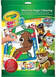 Crayola Paw Patrol Color Wonder Mess…