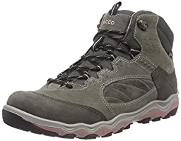 Ecco Women\'s Ulterra Mid GTX Hiking Boot Waterpoof Climate control Dry (41 (US 10 - 10.5))