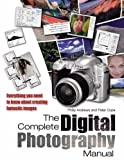 img - for The Complete Digital Photography Manual book / textbook / text book