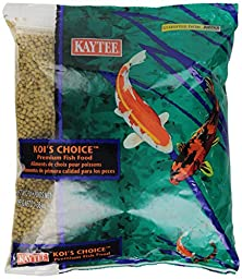 Kaytee Koi\'s Choice Premium Fish Food, 3-Pound Bag