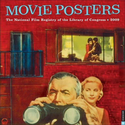 Movie Posters: 2009 Wall Calendar