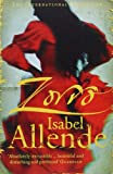 Zorro: The Novel (0007201982) by Allende, Isabel