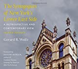 img - for The Synagogues of New York's Lower East Side: A Retrospective and Contemporary View book / textbook / text book