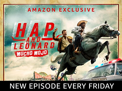 Hap and Leonard on Amazon Prime Instant Video UK