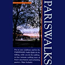 Pariswalks Audiobook by Sonia Landes, Alison Landes Narrated by Gates McFadden