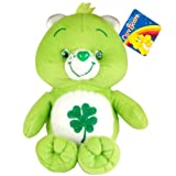 Care Bear 8.5 inch Soft Toy - Wish, Superstar, Harmony, Share, Love a lot, Good Luck (Good Luck Care Bear 8.5 inch Soft Toy)