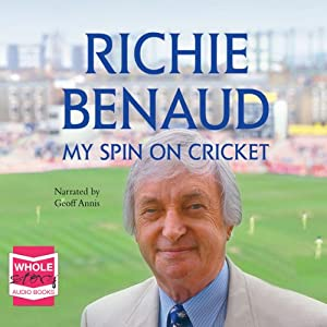My Spin on Cricket Audiobook