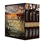Legacy of the Kings Pirates: Books 1-4: Four pirate romance novels in one set