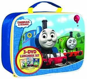 Thomas & Friends 3-DVD Lunchbox Gift Set
