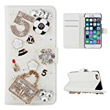 CaseforYou® HTC One X9 Hülle Luxux Bling Diamant
