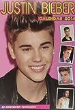 ジャスティン・ビーバー 2014年カレンダー/(DI)/AA14-38