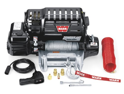 Warn 71800 Powerplant Air Compressor And Winch