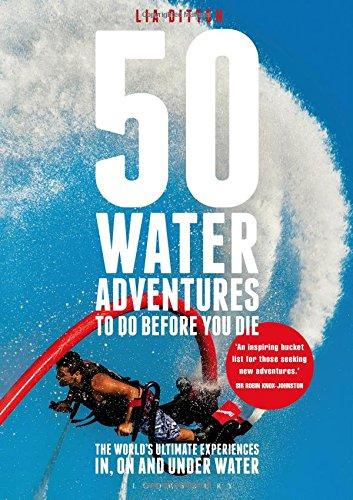 50 aventuras de agua para hacer antes de morir