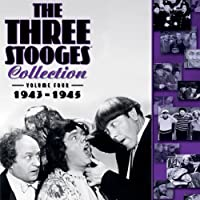 The Three Stooges Collection: 1943-1945