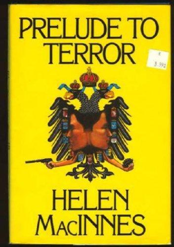 Prelude to Terror, HELEN MACINNES