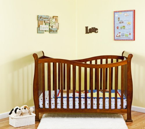 Baby Crib Conversion Kit front-38369