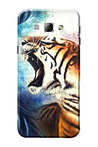 Samsung Galaxy A8 Cover, Premium Quality Designer Printed 3D Lightweight Slim Matte Finish Hard Case Back Cover for Samsung Galaxy A8 by Tamah