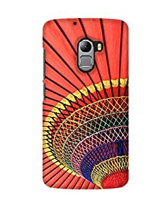 PickPattern Back Cover for Lenovo Vibe K4 Note