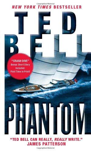 Phantom: A New Alex Hawke Novel