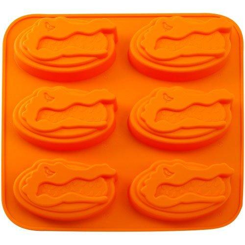 NCAA Florida Gators Muffin/Cupcake Pan, One Size, Orange by Fanpans (Florida Gators Cake Pan compare prices)