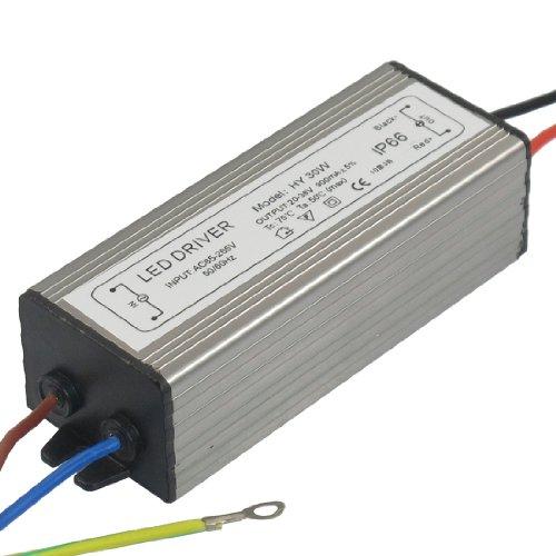 Ac 85-265V Dc 20-38V 30W 30 Watt Led Light Bulb Driver Power Supply Converter