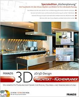 3d architekt k chenplaner martin kotulla b cher. Black Bedroom Furniture Sets. Home Design Ideas