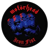 Motorhead Patch - Iron Fist Album