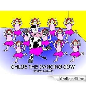 Chloe the Dancing Cow