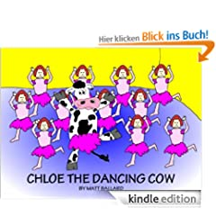 Chloe the Dancing Cow