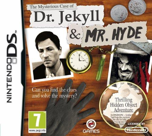 The Mysterious case of Dr Jekyll and Mr Hyde (Nintendo DS) [Edizione: Regno Unito]