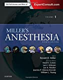 img - for Miller's Anesthesia, 2-Volume Set, 8e book / textbook / text book