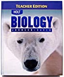 Holt Biology, Teacher Edition (0030664748) by Johnson, George B.