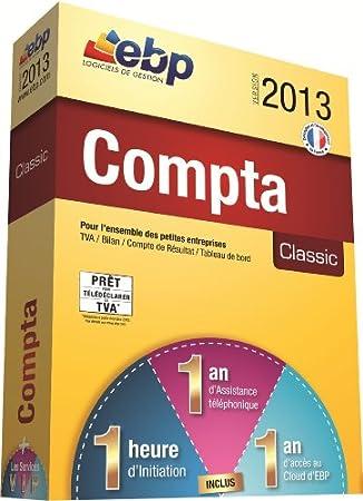 EBP Compta Classic 2013 + Services VIP