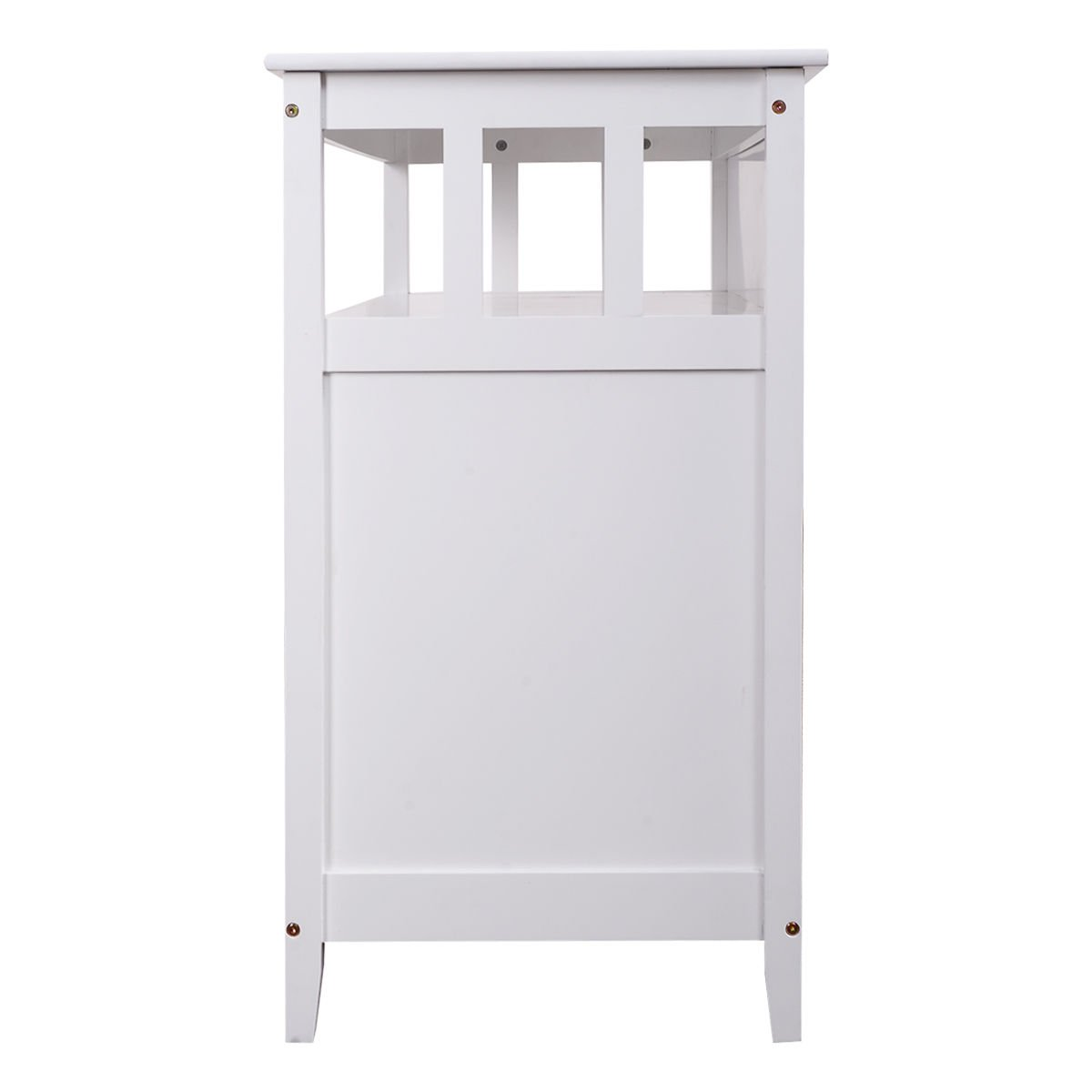 Costzon Kitchen Storage Sideboard Dining Buffet Server Cabinet Cupboard