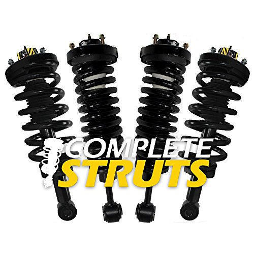 Lincoln Navigator Air Bag to Coil Spring Struts Suspension Conversion Kit 2003-2006 (Lincoln Navigator Air Suspension compare prices)
