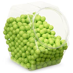 Lime Green Sixlets Candy (Lime) Party Accessory