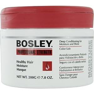 Bosley Healthy Hair Moisture Masque, 7 Ounce