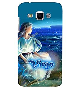 PRINTVISA Zodiac Virgo Case Cover for Samsung Galaxy J3