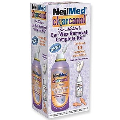 NeilMed Clear Canal Ear Wax Removal Complete Kit