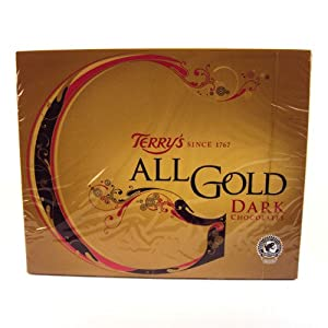 Terry's All Gold Dark Chocolates 200g